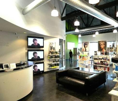 Christensen paul mitchell salon united construction for A salon paul mitchell