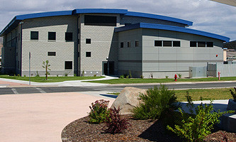 Nevada Air National Guard Telecommunications & Security Forces Facility