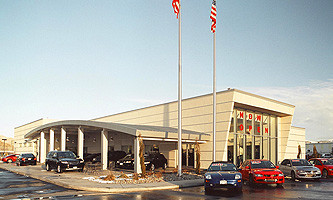 Allison Automotive Group Saab Dealership