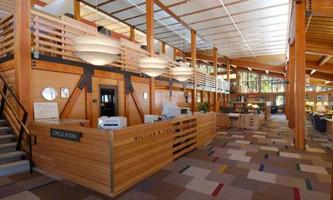 Sierra Nevada College Prim Library