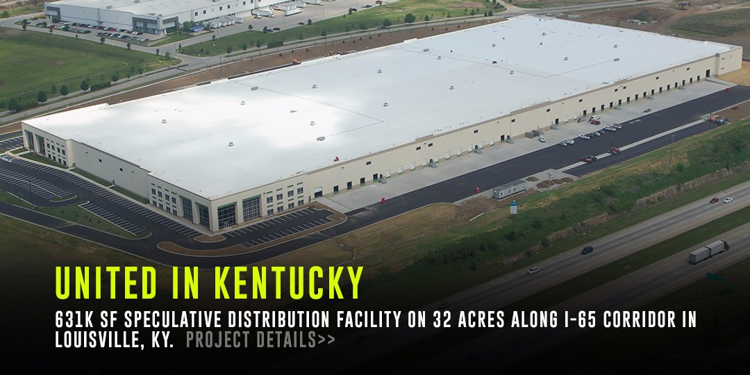 Kentucky Industrial Construction