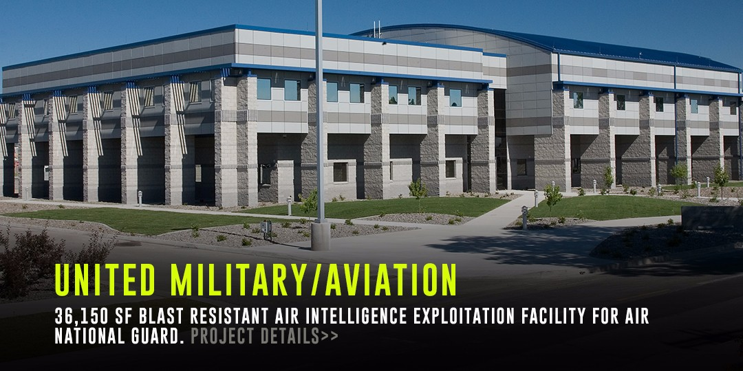 United Construction Military Aviation Projects