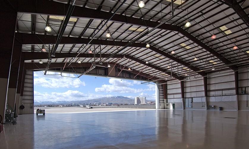 Dassault Falcon Mro United Construction