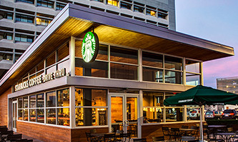 Starbucks Downtown Reno