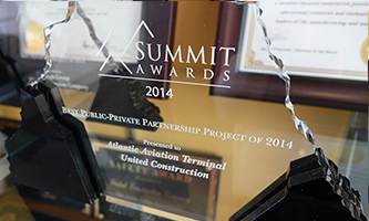 United Construction Summit Awards