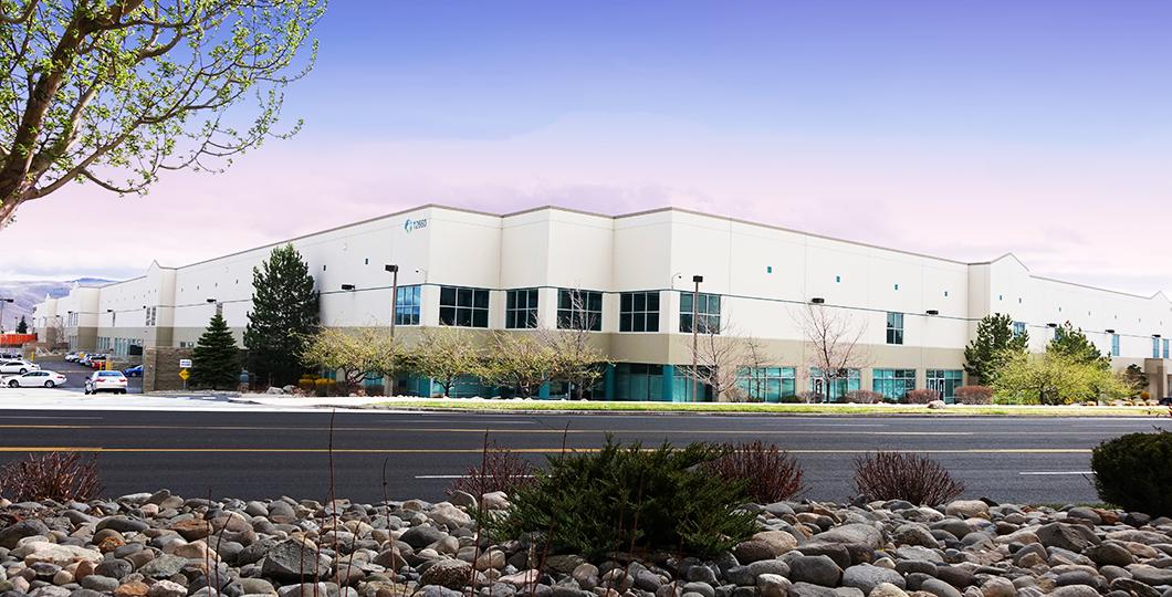 Barnes Amp Noble Distribution Center United Construction